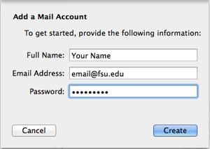 Mac Mail IMAP | ITS Knowledge Base
