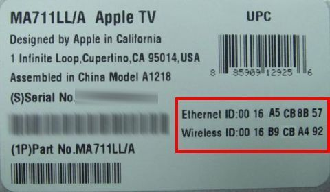 how to connect apple tv to hotel network