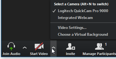 Why Is My Video Webcam Not Working In Zoom Meetings Its Knowledge Base