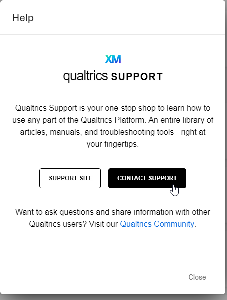 QualtricsSupportCenterContactSupport.png
